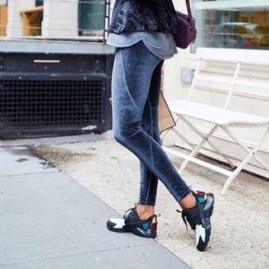 NWT Calia By Carrie Effortless Velvet Leggings